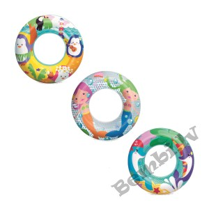 "Bestway - ϕ20""/ϕ51cm Sea Creature Swim Ring"