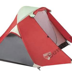 "Pavillo - (24"" + 55"" + 24"") x 87"" x 51""/(60cm + 1.40m + 60cm) x 2.20m x 1.30m Calvino X2 Tent"