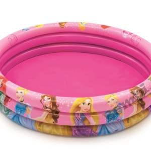 "Princess ϕ48"" x H10""/ϕ1.22m x H25cm 3-Ring Pool"