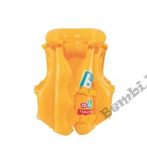 "Fisher-Price - 20"" x 18""/51cm x 46cm Swim Safe Baby Vest Step B"