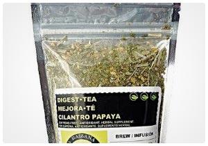 cilantro tea