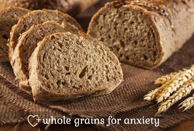 Whole Grains for Anxiety