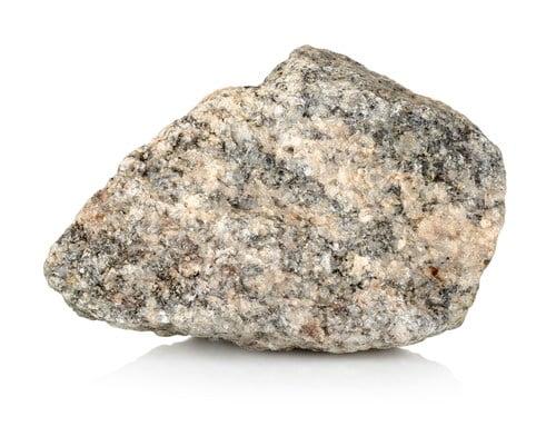 Minerais constituintes das Rochas