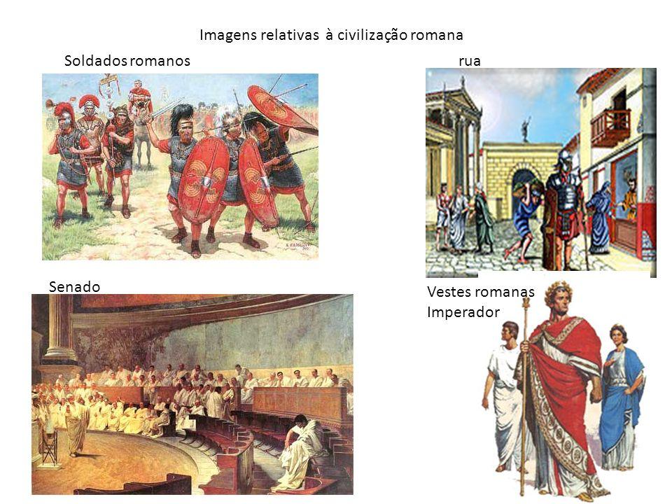 Ficha de Trabalho – Civilização romana (2)