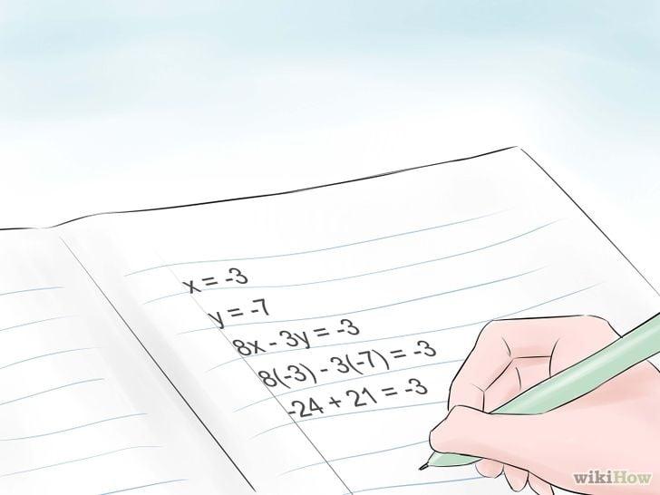 Ficha de Trabalho – Equações lineares (2)