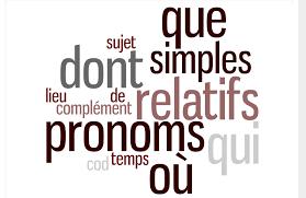 Ficha de Trabalho – Les Pronoms Relatifs (1)