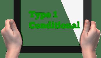 1 Conditional