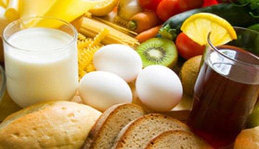 Energia contida nos alimentos