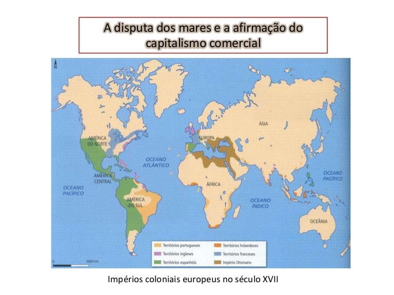 Afirmação política e económica da Holanda e da Inglaterra
