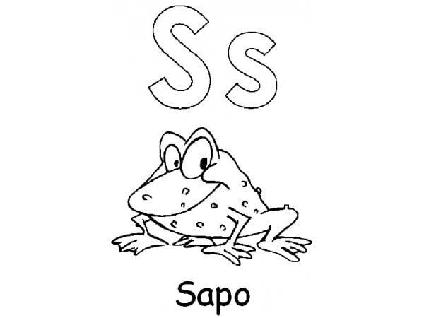 Grafema s - S