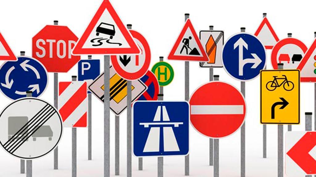Ficha de trabalho – Sinais de trânsito (1)