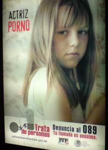Denuncia porno infantil