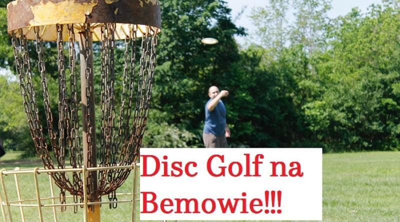 disc-golf na Bemowie