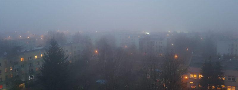 Smog na Bemowie