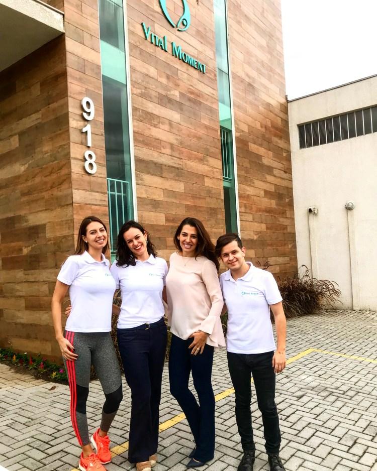 Curitiba ganha clínica de bem-estar