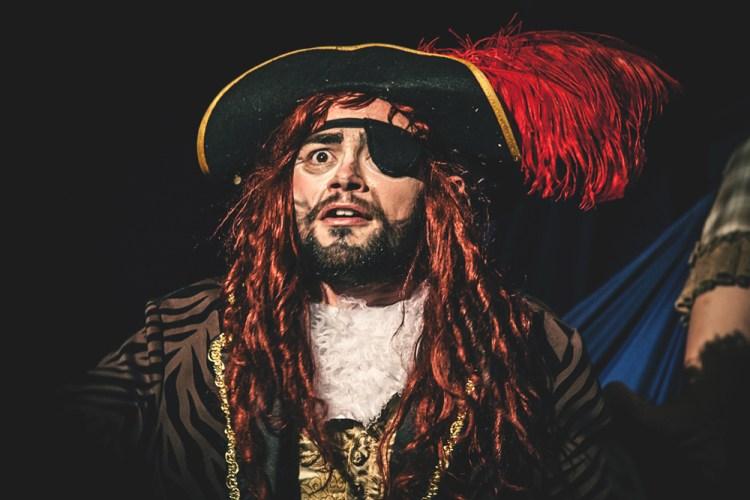 """História de Peter Pan é tema de espetáculo do Festival de Teatro Infantil """"Era uma vez…eram duas, eram três"""""""