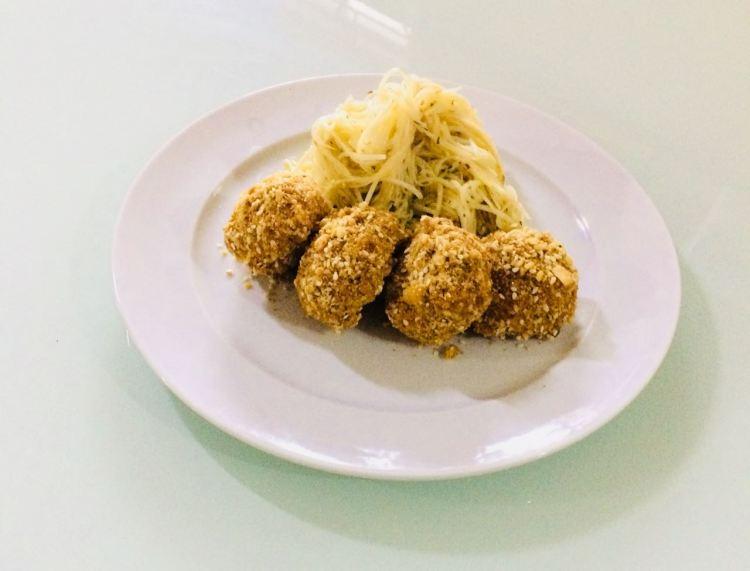 Spaghetti de Palmito é a novidade da Eat&Fit no iFood