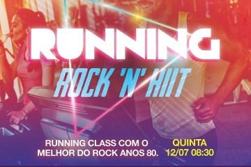Semana do Rock na Companhia Athletica Curitiba