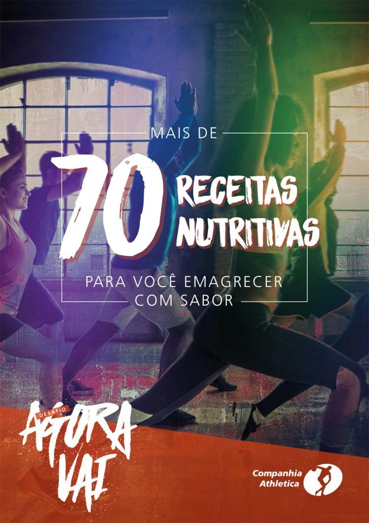 Companhia Athletica lança e-book gratuito de receitas saudáveis