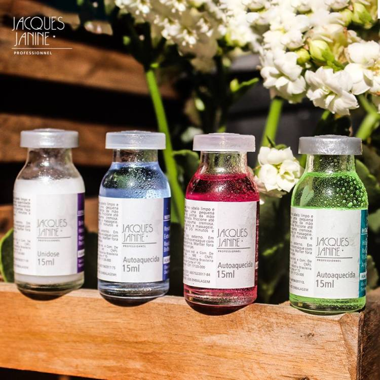 Famosa marca Jacques Janine lança produtos  hidratação