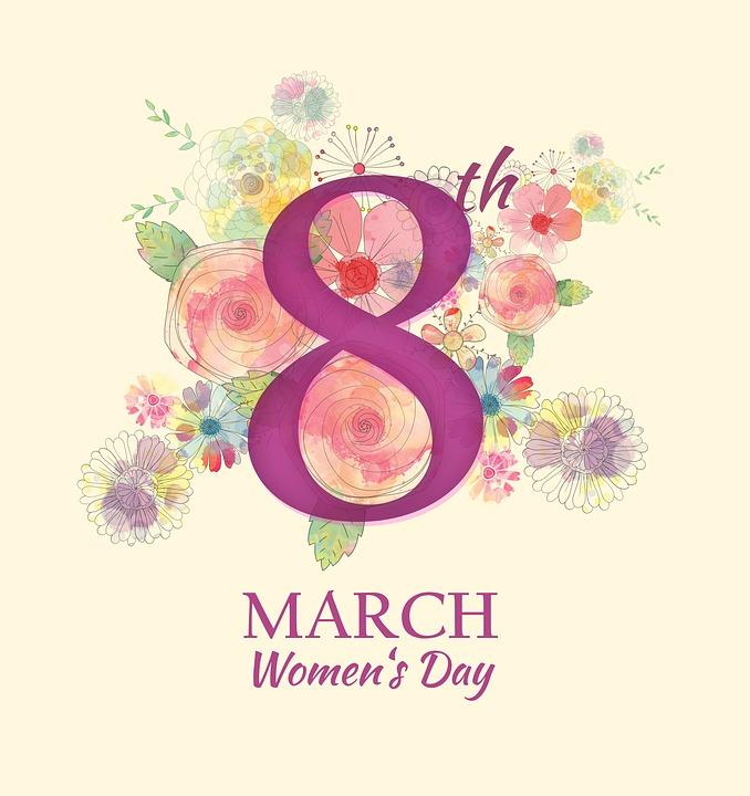 Palestra gratuita no Dia Internacional da Mulher