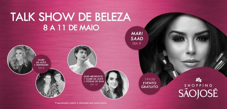 Campanha de Dia das Mães do Shopping São José traz evento para falar de beleza