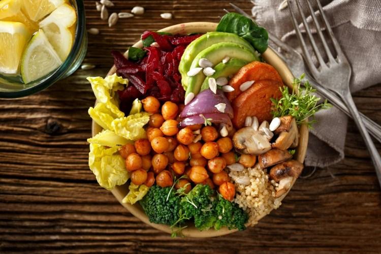 Dieta plant-based: benefícios para a saúde e para o meio ambiente