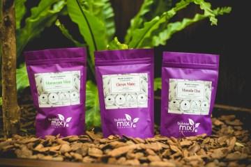Bubble Mix Tea lança Linha Premium de infusões
