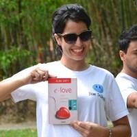 Projeto de incentivo à leitura gera interação emocionante
