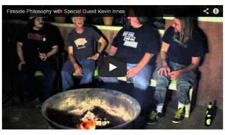 Fireside Philosophy with Special Guest Kevin Innes