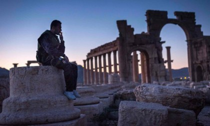 Palmyra, Syria Photo Credit: © 2015 Sergei Ponomarev, featured by The Guardian