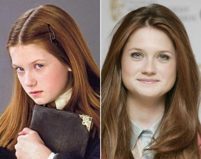 Bonnie Wright - Gina (Harry Potter)