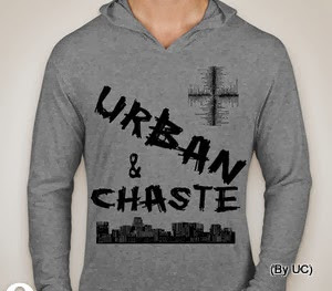 urban and chaste hoodie