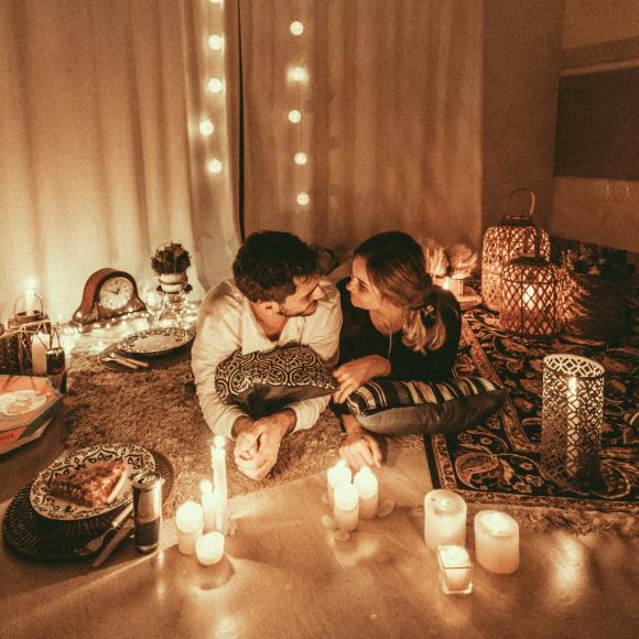 Organización de boda - Cómo organizar una boda en una cena romántica