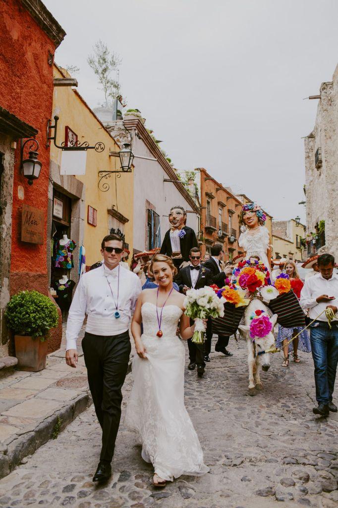 Las bodas pequeñas son ideales para ser bodas destino
