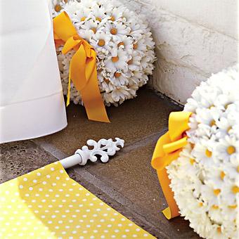 Daisy Balls- Modern Bride