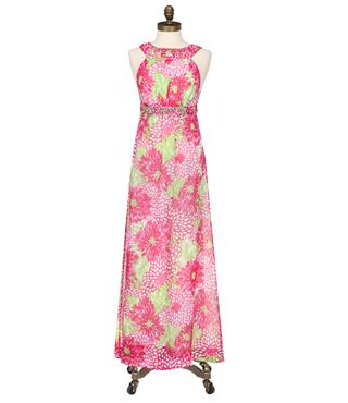 Briere Dress Silk Chiffon $428