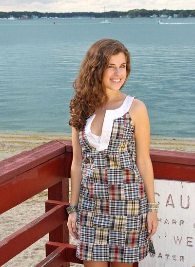 Lindy Mayfair Dress from Kiel James Patrick $68