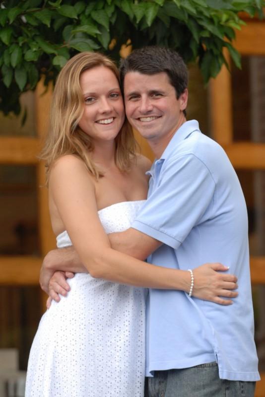 Chris & Jill...