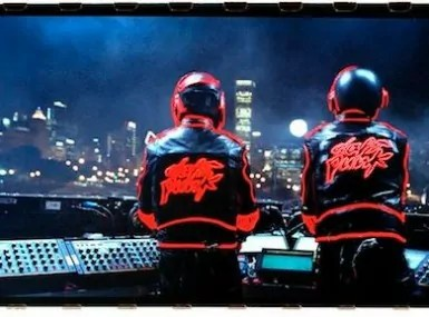 In-Edit 2015 Daft Punk Unchained