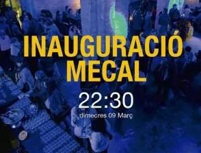 Inauguración Mecal
