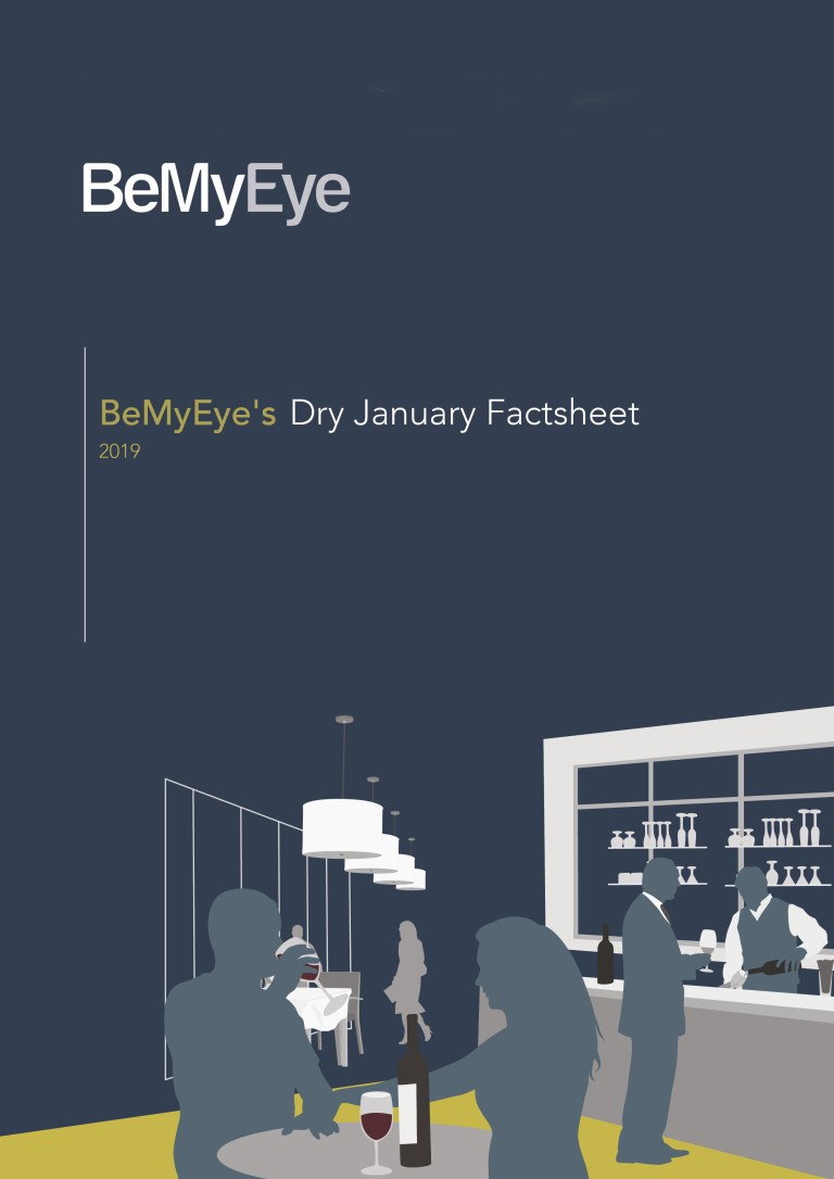 Dry January customer survey cover
