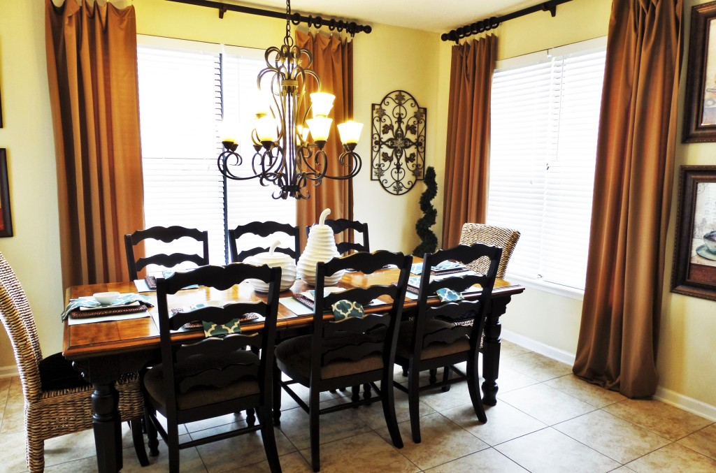 Hanging A Chandelier In Your Dining Space Be My Guest