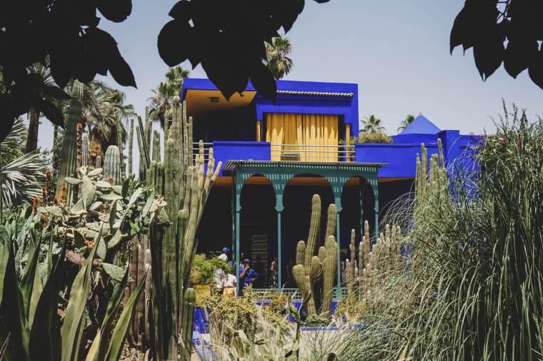 Jardin-Majorelle-Marrakech-BMMA-blog-voyage