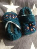 Chaussons bébé fourrés 2