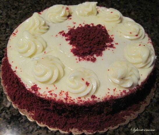 Royal Red Velvet Cake Recipe Be My Valentine World