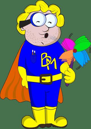 Benalmadelman el superhéroe de la Costa del Sol