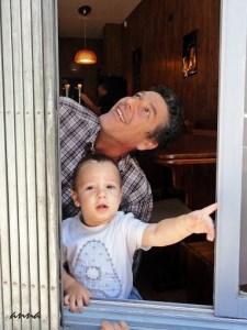 Guillermo y Alejandro, el niño bloguero