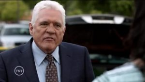 G. W. Bailey en Major Crimes