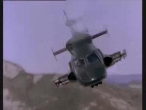 Series antiguas: Airwolf